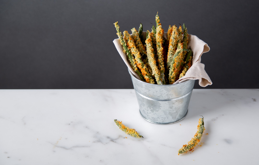 Keep your eyes on your peppercorn fries!