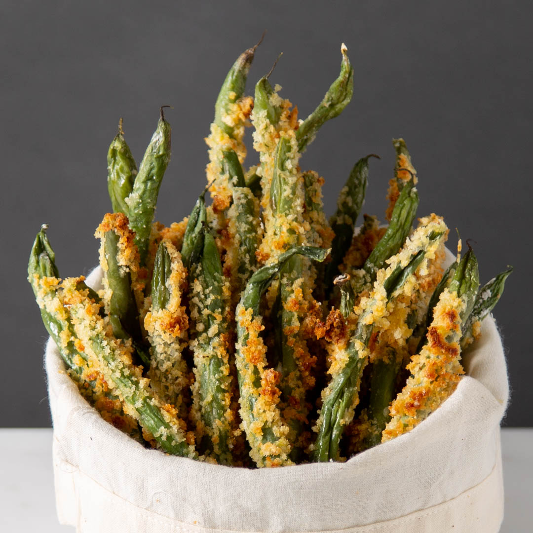 Would you like green bean fries with that?
