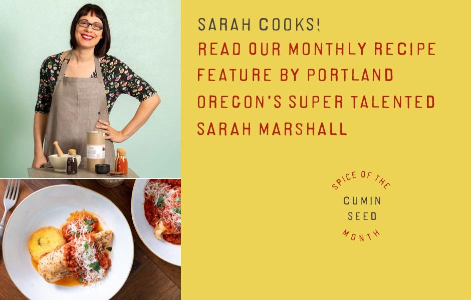 Sarah Cooks!